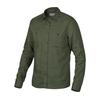 Tierra KAIPARO HEMP SHIRT M Herr - HERBAL GREEN