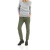 Tierra KAIPARO HEMP PANTS W Dam - HERBAL GREEN