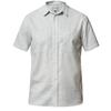 Tierra KAIPARO HEMP SHORT SLEEVE SHIRT M Herr - GREY