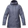 Tierra BELAY PARKA W Dam - GREY BLUE
