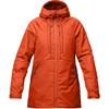 Tierra BELAY PARKA W Dam - VALIANT RED