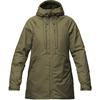Tierra BELAY PARKA W Dam - FOREST NIGHT