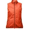 Tierra BELAY VEST W Dam - VALIANT RED