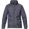 Tierra BELAY WIND HOOD JACKET M Herr - GREY BLUE