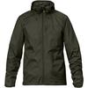 Tierra BELAY WIND HOOD JACKET M Herr - FOREST NIGHT