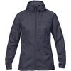 Tierra BELAY WIND HOOD JACKET W Dam - GREY BLUE