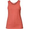 Tierra KAIPARO HEMP TOP W Dam - RED POPPY