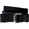 Tierra D-RING BELT Unisex - BLACK