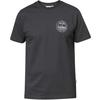 Tierra TEE M Herr - BLACK (MOUNTAIN LOGO)