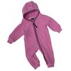 Isbjörn KIDS LYNX MICROFLEECE JUMPSUIT Barn - DUSTY PINK