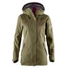 Elevenate W VALLON JACKET Dam - TURTLE GREEN