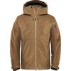 Elevenate M BEC DE ROSSES JACKET Herr - PECANBROWN