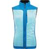 Elevenate W BDR INSULATION VEST Dam - CORALBLUE