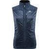 Elevenate W BDR INSULATION VEST Dam - TWILIGHTBLUE