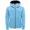Elevenate W CHEMIN JACKET Dam - AQUA BLUE
