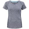 Elevenate W RAPIDE TEE Dam - TWILLIGHT BLUE