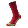 Alpacasocks ALPACASOCKS 3-P Unisex - BLOOD RED
