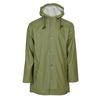 Tretorn WINGS PLUS RAINJACKET Unisex - SEAGRASS
