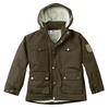 Fjällräven KIDS GREENLAND WINTER JACKET Barn - DARK OLIVE
