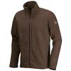 Fjällräven LOKE FLEECE - BLACK BROWN