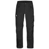 Fjällräven ABISKO ZIP-OFF TROUSERS Herr - BLACK