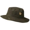Fjällräven HUNTER HAT Unisex - DARK OLIVE
