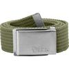 Fjällräven CANVAS BELT Unisex - GREEN