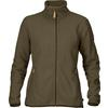 Fjällräven STINA FLEECE W Dam - DARK OLIVE