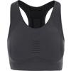 The North Face W ACTIVE BRA Dam - ASPHALT GREY-TNF BLACK