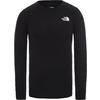 The North Face M SUMMIT L2 POWERGRID VRT PULLOVER Herr - TNF BLACK