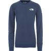 W SUMMIT L2 POWERGRID VRT PULLOVER 1