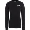 The North Face W SUMMIT L2 POWERGRID VRT PULLOVER Dam - TNF BLACK