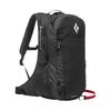 Black Diamond JETFORCE PRO PACK 25L Unisex - BLACK
