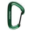 Black Diamond LITEWIRE CARABINER Unisex - GREEN