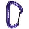 Black Diamond LITEWIRE CARABINER Unisex - PURPLE