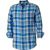 Royal Robbins PAINTED CANYON PLAID L/S Herr - OCEANIA