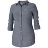 Royal Robbins COOL MESH L/S Dam - DEEP BLUE