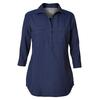Royal Robbins EXPEDITION TUNIC Dam - DEEP BLUE