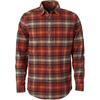 Royal Robbins MERINOLUX FLANNEL L/S SHIRT Herr - BURNT OCHRE