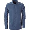 Royal Robbins DESERT PUCKER DRY LS Herr - COLLINS BLUE