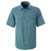 Royal Robbins COOL MESH ECO S/S Herr - MILKY BLUE XD
