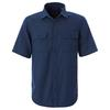 Royal Robbins COOL MESH ECO S/S Herr - TWILIGHT BLUE XD