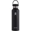 Hydro Flask STANDARD MOUTH FLEX 621ML Unisex - BLACK