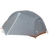 Big Agnes COPPER SPUR HV UL1 BIKEPACK - GRAY/GOLD