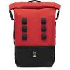Chrome URBAN EX ROLLTOP 18L Unisex - RED/BLACK
