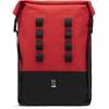 Chrome URBAN EX ROLLTOP 28L Unisex - RED/BLACK