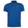 Barbour BARBOUR SPORTS POLO Herr - DEEP BLUE