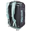Marmot LONG HAULER DUFFEL MEDIUM Unisex - DARK CHARCOAL/BLUE TINT