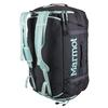 Marmot LONG HAULER DUFFEL LARGE Unisex - DARK CHARCOAL/BLUE TINT