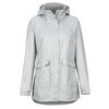 Marmot WM' S ASHBURY PRECIP ECO JKT Dam - BRIGHT STEEL